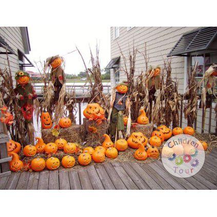 Excursie de Halloween la Doftana, cu activitati incluse