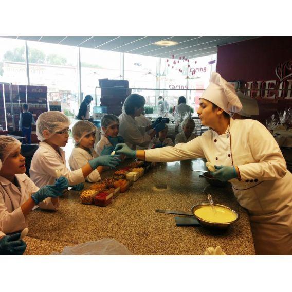 Seminar la fabrica de ciocolata