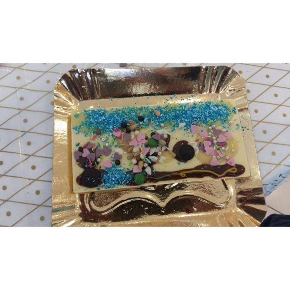 Atelier de personalizat tablete de ciocolata